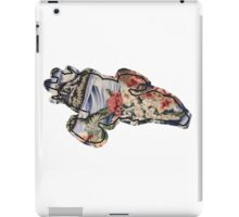 Wash's Shirt Inspired Serenity Ship Outline iPad Case/Skin