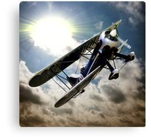 Those Magnificent Men in their Flying Machines. Canvas Print