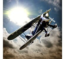 Those Magnificent Men in their Flying Machines. Photographic Print