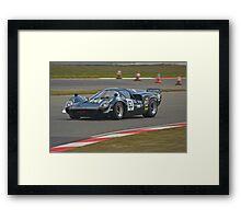 Lola T70 MK3 (Marc Devis) Framed Print
