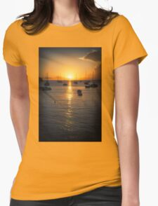 Sea Sunset Waves T-Shirt