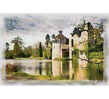 Impressions of Scotney Castle  Photographic Print