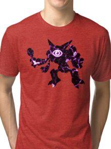 Pokemon Alakazam psychic fracture Tri-blend T-Shirt