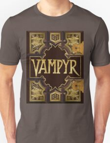 Vampyr Book Unisex T-Shirt
