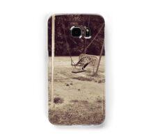 Abandon swing Samsung Galaxy Case/Skin