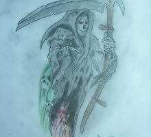 The reaper by DanielJamess