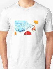 Fish out of Water Unisex T-Shirt