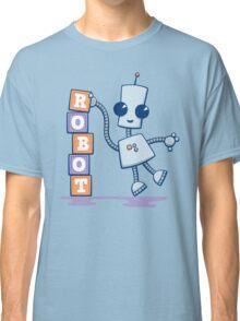 Ned's Blocks Classic T-Shirt