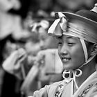Korean Dancer by BruceMacArthur