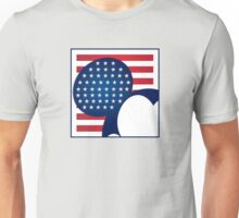 Mouse USA Unisex T-Shirt