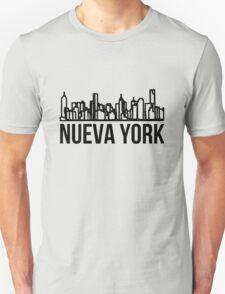 Nueva York Unisex T-Shirt