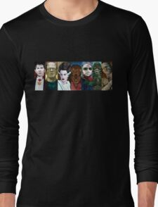 Monster Squad Long Sleeve T-Shirt