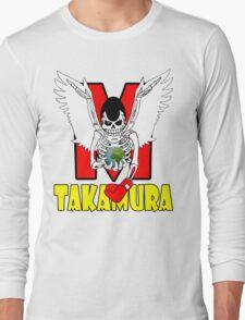 Hajime  No Ippo - Takamura Long Sleeve T-Shirt