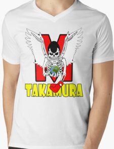 Hajime  No Ippo - Takamura Mens V-Neck T-Shirt