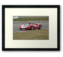 Lola T70 MK3 Spyder Framed Print