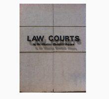 Edmonton Law Courts Unisex T-Shirt
