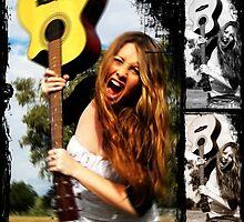 I Wanna Be A Rock Star by megzyzgem
