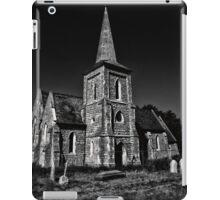 St Mary the Virgin iPad Case/Skin