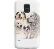 Great Pyrenees Samsung Galaxy Case/Skin