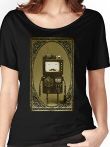 Steampunk B-MO Adventure time.  Women's Relaxed Fit T-Shirt