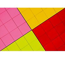 Rubix Photographic Print