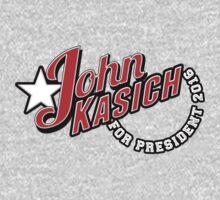 John Kasich For President 2016 T-Shirt
