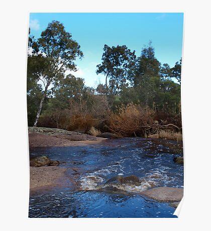 Hughes Creek - Victoria, Australia Poster
