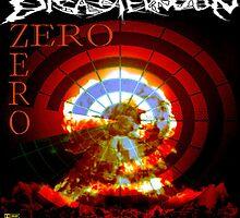Riviera Visual - Album Cover 3 -  Zero by RIVIERAVISUAL