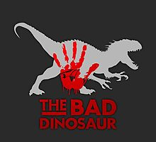The Bad Dinosaur by mellowmind