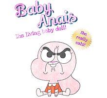 Vintage Baby Anais Photographic Print