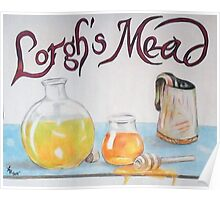 Lorgh's Mead Poster