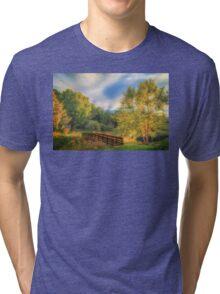 Summer sets on Concord Greene Tri-blend T-Shirt