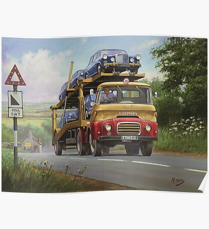 Austin Carrimore transporter Poster