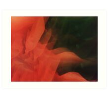 Tissue Flare Art Print