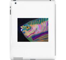 Parrotfish  iPad Case/Skin