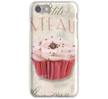 Patisserie Pink Cupcake iPhone Case/Skin