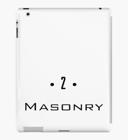 D 2 - Masonry iPad Case/Skin