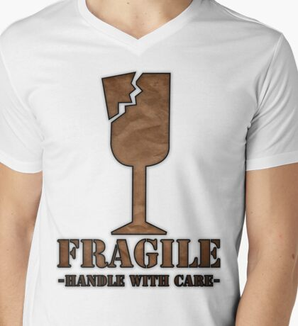 Fragile -handle with care- T-Shirt