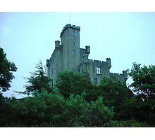 Dunvegan Castle, Skye, Scotland Photographic Print