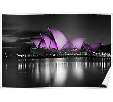 Purple Sails Poster