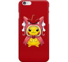Pikachu Dressed as Shiny Gyarados iPhone Case/Skin