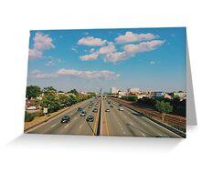 Allston, MA // B_Landscapes Greeting Card