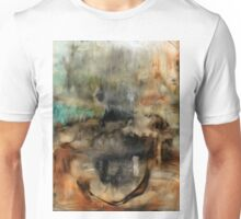 Abstract Colors Oil Painting #73 Unisex T-Shirt