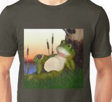 Frog and the Snail Unisex T-Shirt