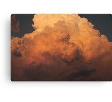Storm's End Canvas Print