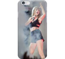 Taylor Swift 1989 Tour I Knew You Were Trouble iPhone Case/Skin