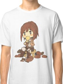 Chibi Sasha Blouse (Attack on Titan Potato Girl) Classic T-Shirt