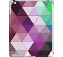 Color triangle iPad Case/Skin