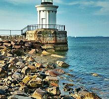 Maine Lighthouses- the Bug Light by BBrightman