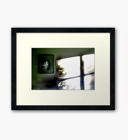 Shadows of You Framed Print